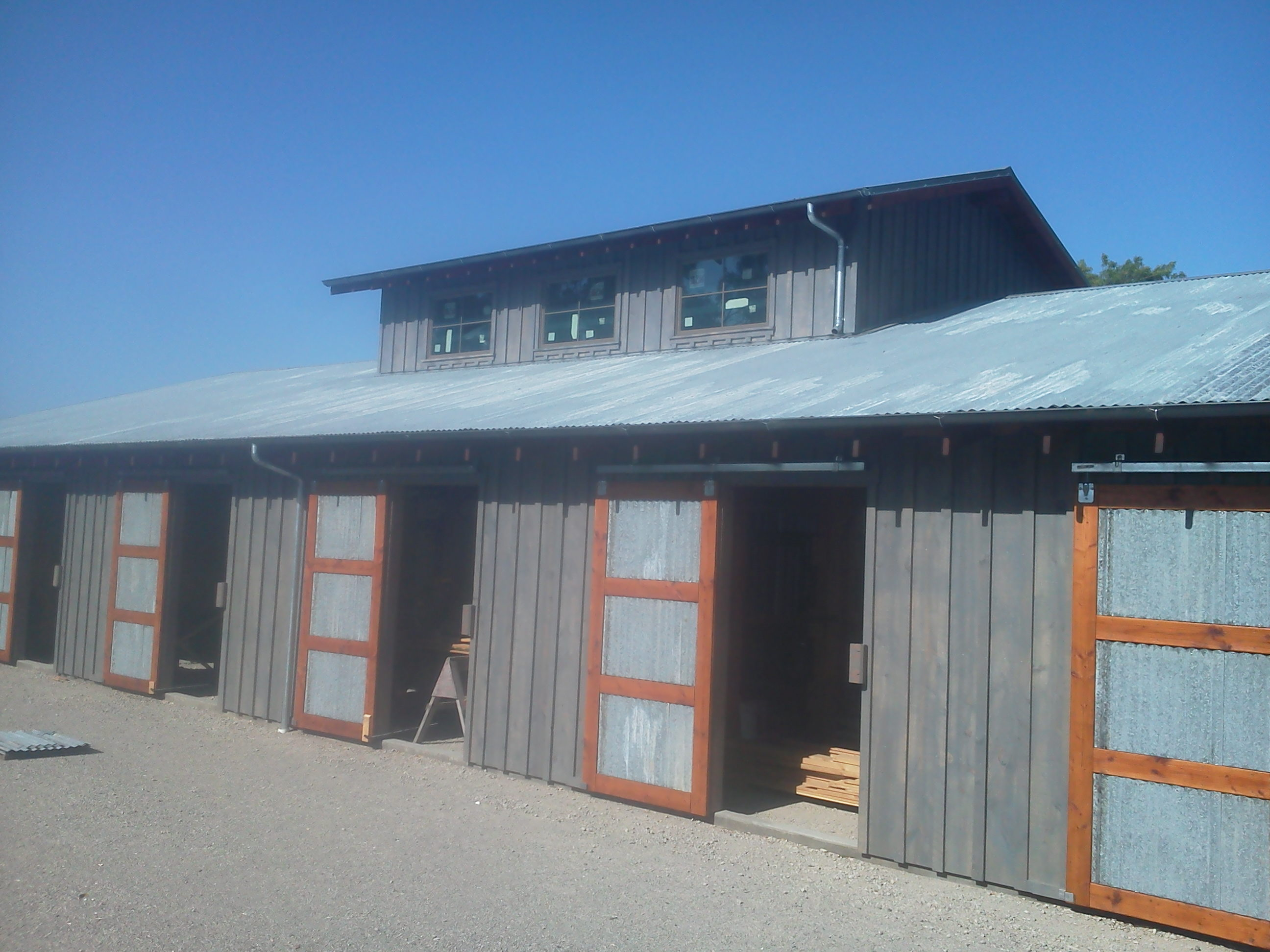 Sonoma Barn Looking Good Amormino Pucci Painting Co